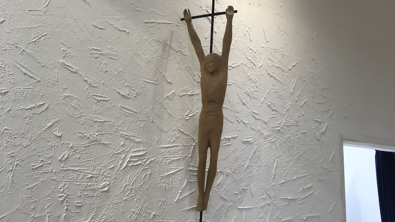 Crucificado - Carvoeiro