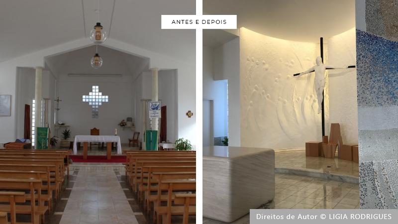 Capela de S. Francisco de Assis - Parchal